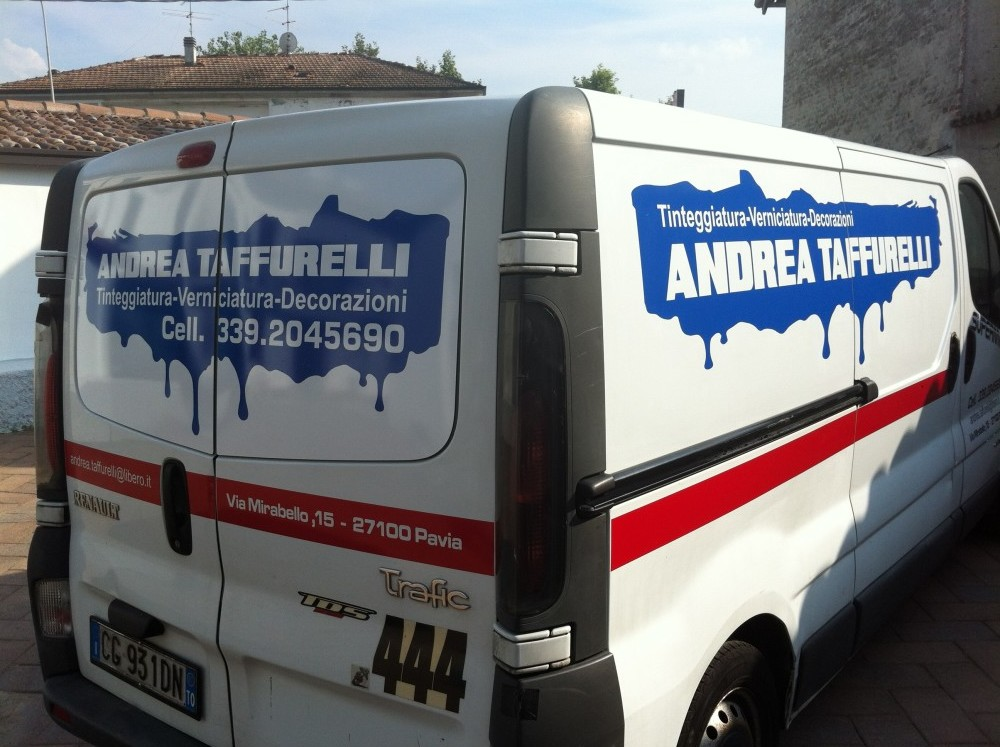 furgone ANDREA TAFFURELLI by EdiArt