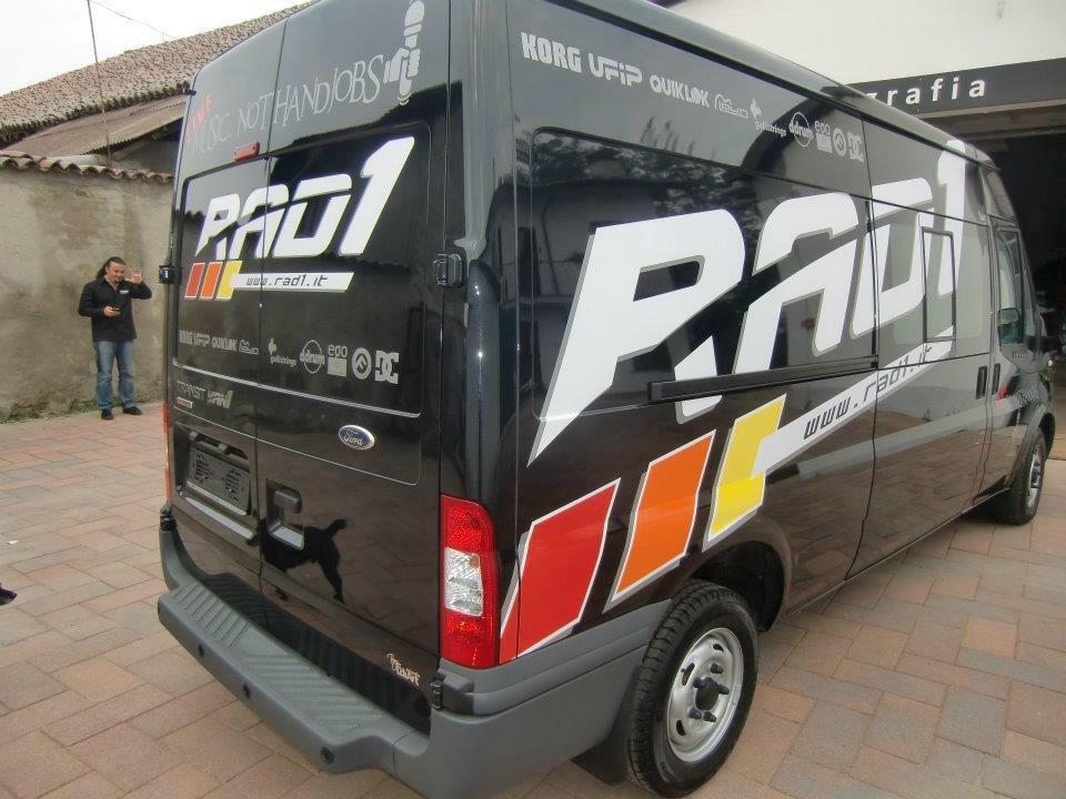 furgone RAD1 by EdiArt
