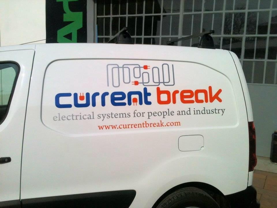furgone CURRENT BREAK by EdiArt
