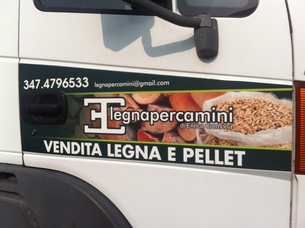 furgone LEGNA PER CAMINI by EdiArt